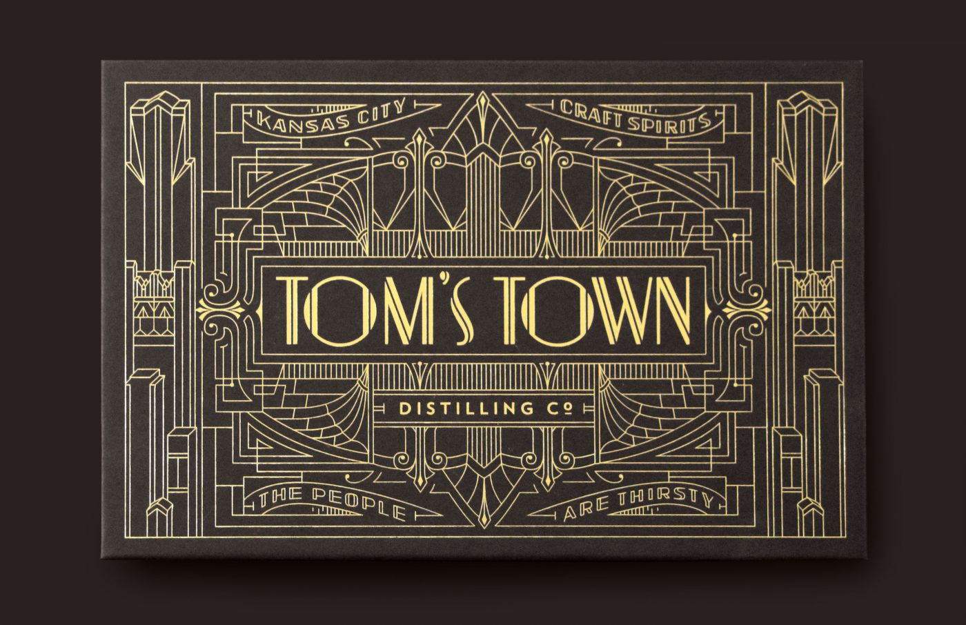 Tom S Town Kevin Cantrell Studio